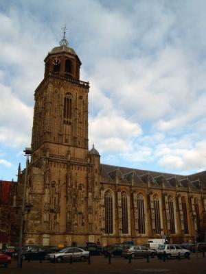 Deventer, St Lebuin´s Church