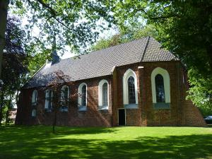 Eelde, SS Gangulphus's and Our Lady's Church
