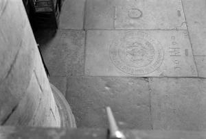 Floor slab of Gerbrandus Ludermont