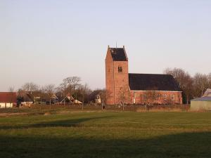Oosternijkerk, St Caecile's Church