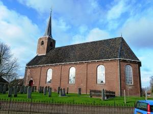 Burum, Reformed Church