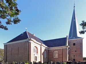 Holwerd, St Willibrord's Church