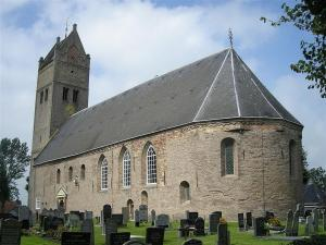 Jorwerd, St Radboud's Church