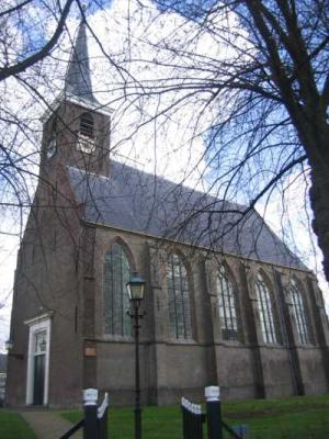 Barendrecht, St Pauls's Church