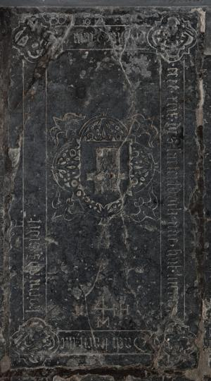 Floor slab of [...] Koenrads