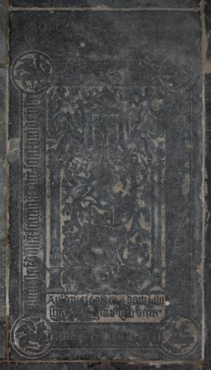 Floor slab of [...] Stegeman, Johan Stegeman and Anna Glauwe