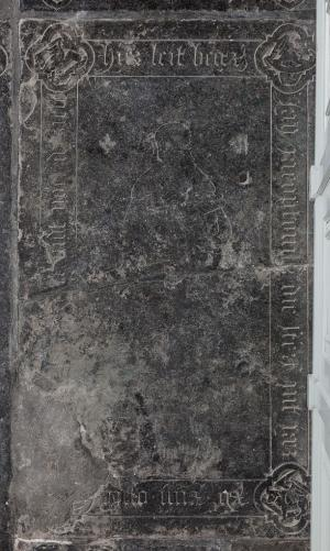 Floor slab of Jan Jacoptonisz.