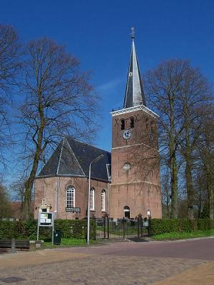 St Martin's Church (Wirdum, Friesland)