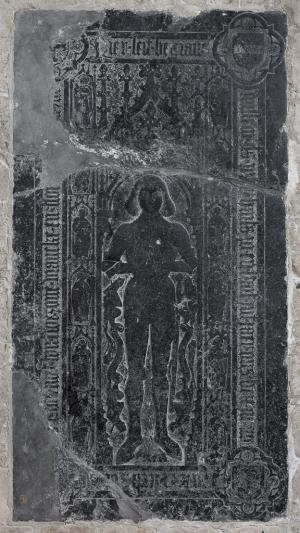 Floor slab of Willem Claes [...] Bartsz. and his sons Vrancke and Flores