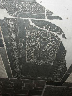 Floor slab of Anthonius ab Aemstel a Mynden