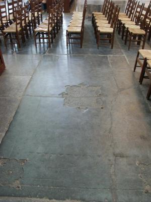 Floor slab of Henric Soudebalch