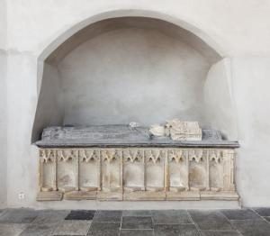Tomb of Nicolaas van Putten and Aleida van Strijen
