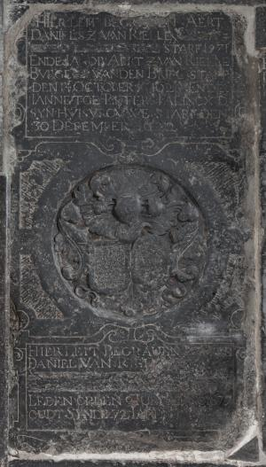 Floor slab of Aert Danielsz. van Rielle and family