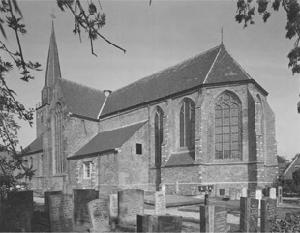 Geervliet, Our Lady's Church