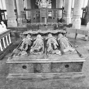 Tomb monument of the Van Amstel van IJsselstein family