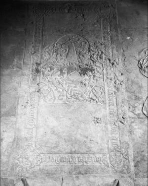 Floor slab of Aelbert van Egmont and Henric van de Spaengen