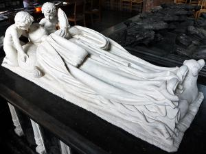 Tomb monument of Aleid van Culemborg