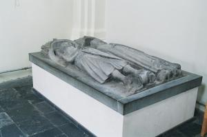 Tomb monument of Jan van Arkel III and Mabelia van Voorne