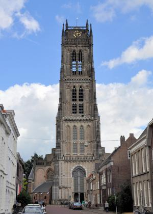 St Martin's Church in Zaltbommel