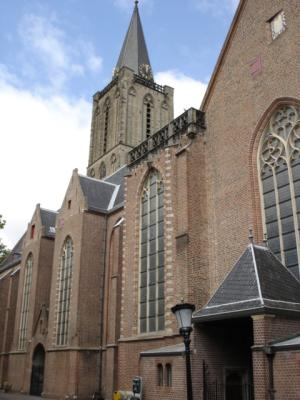 Utrecht, St James's Church (side view)