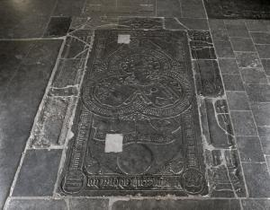 Floor slab of Anthonis Taets van Amerongen