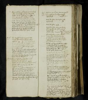 Register of rents of the Hospital of St Catherine, ff. 2v-3r: 1508-1519