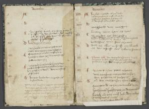 Register of memorial services of the beguinage of Breda, ff. 28v-29r