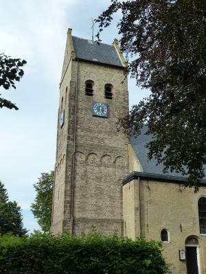 Kimswerd, Church of St Lawrence