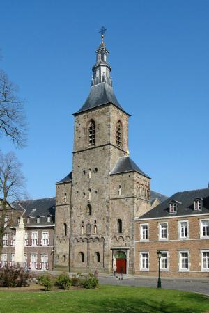 Kerkrade, Rolduc Abbey, west front