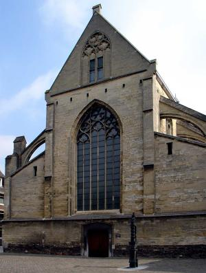 Maastricht, Franciscan Church