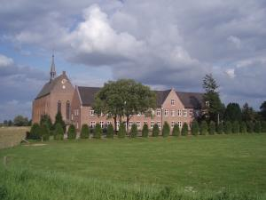 Sint Agatha, Monastery of the Crutched Friars