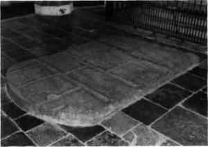 Floor slab of Jasper van Culemborg and Johanna van Bourgondië