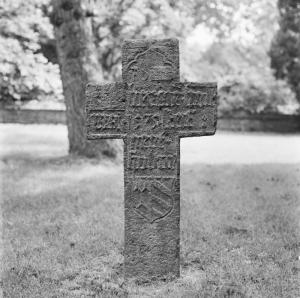 Memorial cross of Hermen and Geert Holtman