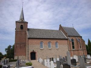 Ommeren, St Lambert's Church