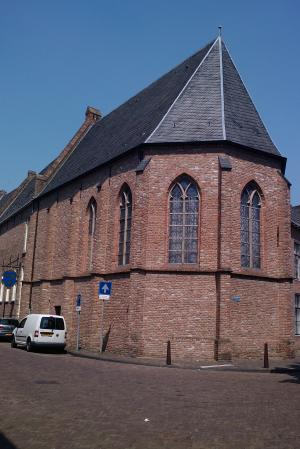 Chapel of the convent Adamanshuis, Zutphen