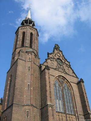 Utrecht, St Catherine's Church