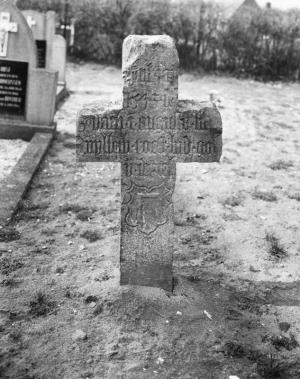 Memorial cross of Wyllem Roest