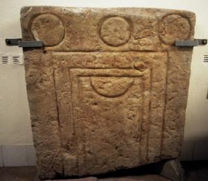 Sarcophagus lid of unknown person(s) (fragment(s))
