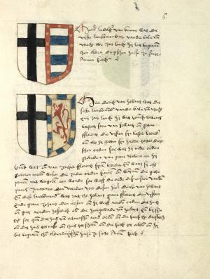 Chronicle of the Teutonic Knights (ms. 181)