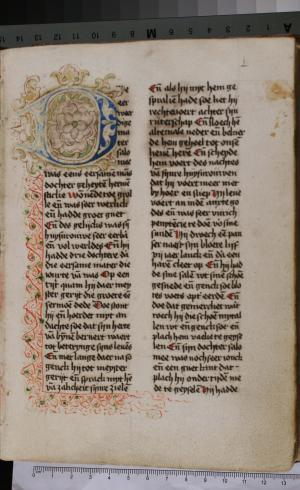 Zusterboek of the convent in Diepenveen (Van Rhemen, ms. 1)