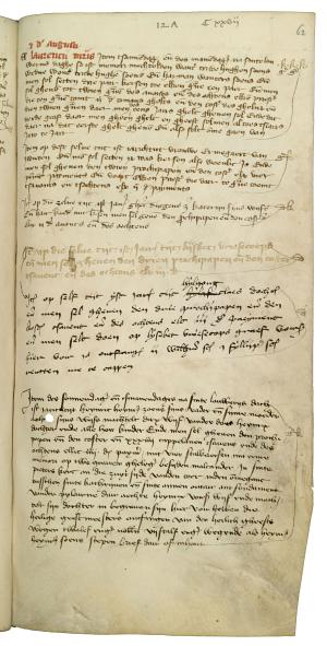 Register of memorial services of the foundation of the Holy Ghost (ms. 73 E 39)