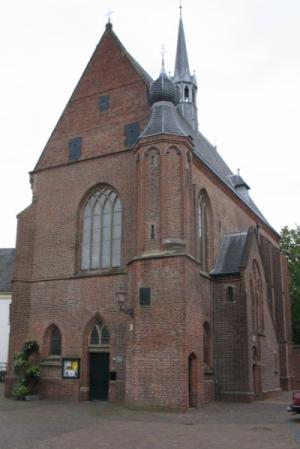 Harderwijk, chapel of the Convent of St Catherine