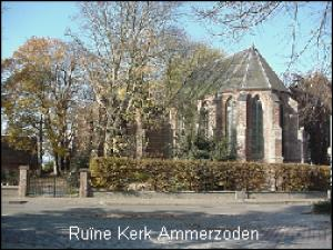 Ammerzoden, ruin Our Lady's Church