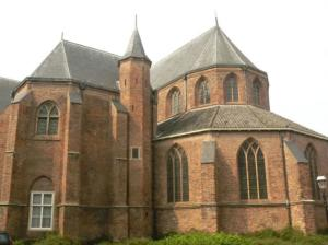 Culemborg, St Barbara's Church