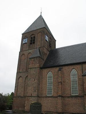 IJzendoorn, tower St John the Baptist's Church