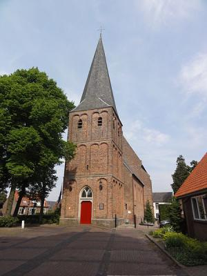 Driel, tower Our Lady's Church