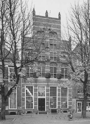 Deventer, Holy Ghost hospital